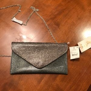 Ester & Lilly evening thing purse/clutch brand new
